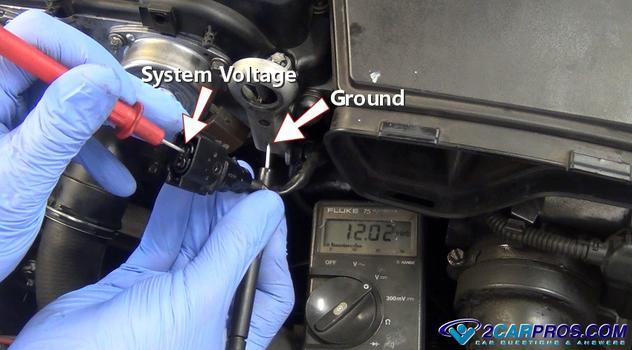 how to test wiring in under 1 hour starter ground wire