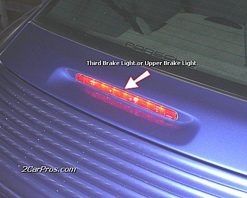 upper brake light