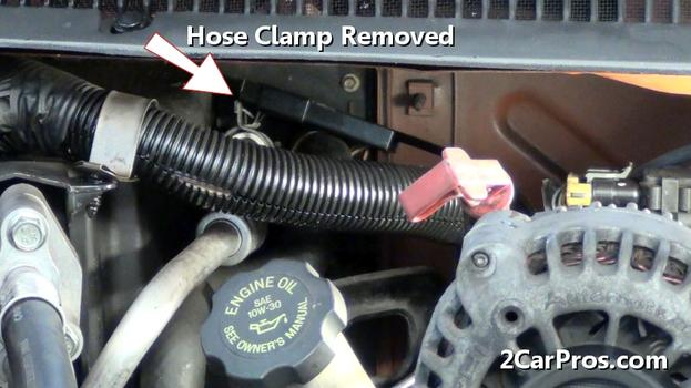 How To Replace A Heater Hose In Under 20 Minutes