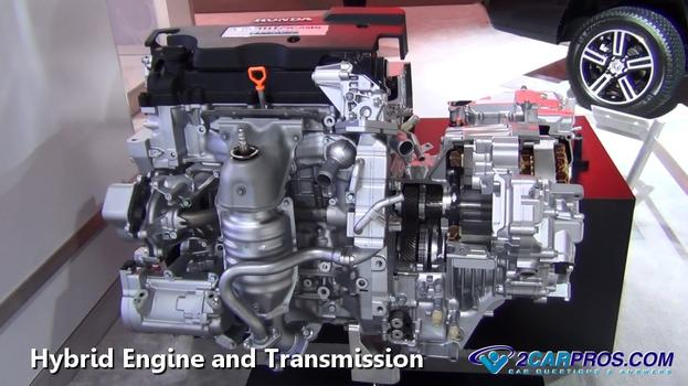 How Hybrid Transmissions Work Explained In Under 5 Minutes Manual Guide