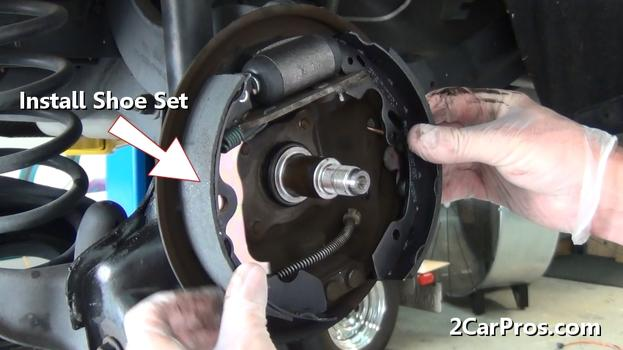 How To Replace Brake Shoes And Drums In Under 90 Minutes