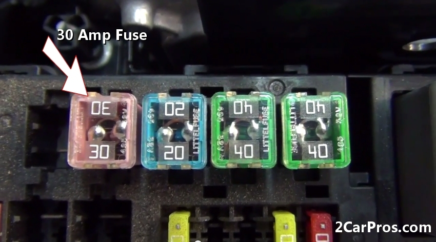 30_amp_fuse how fuses work explained in under 5 minutes 30 Amp Automotive Fuse at sewacar.co