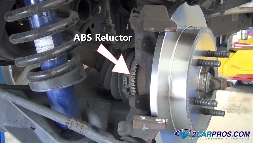 Car Repair World How Abs Anti Lock Brakes Work