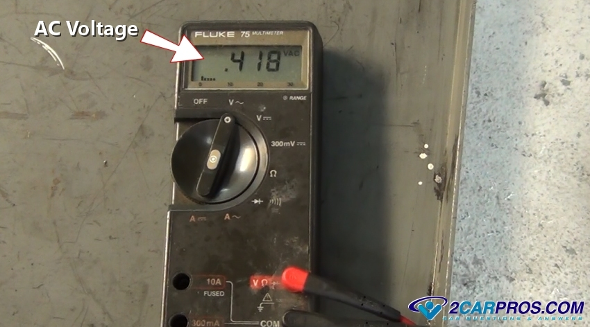 How To Test A Wheel Speed Sensor In Under 15 Minutesrh2carpros: Ford Abs System Wiring Harness Factory At Gmaili.net