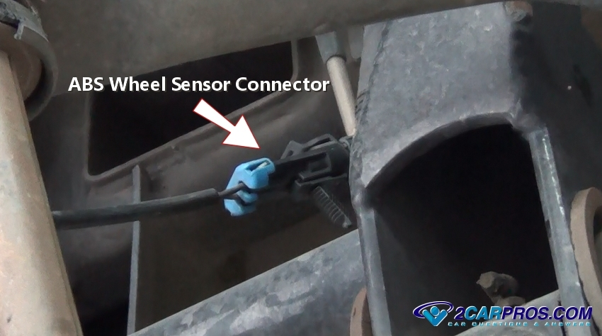How to Replace a Wheel Speed Sensor in Under 20 Minutes