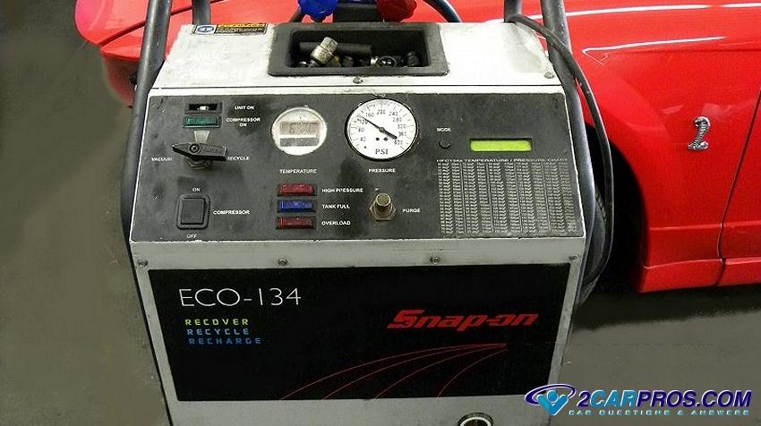pro tech machine