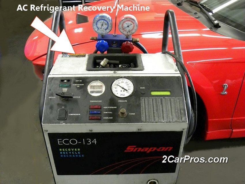 ac machine repairs