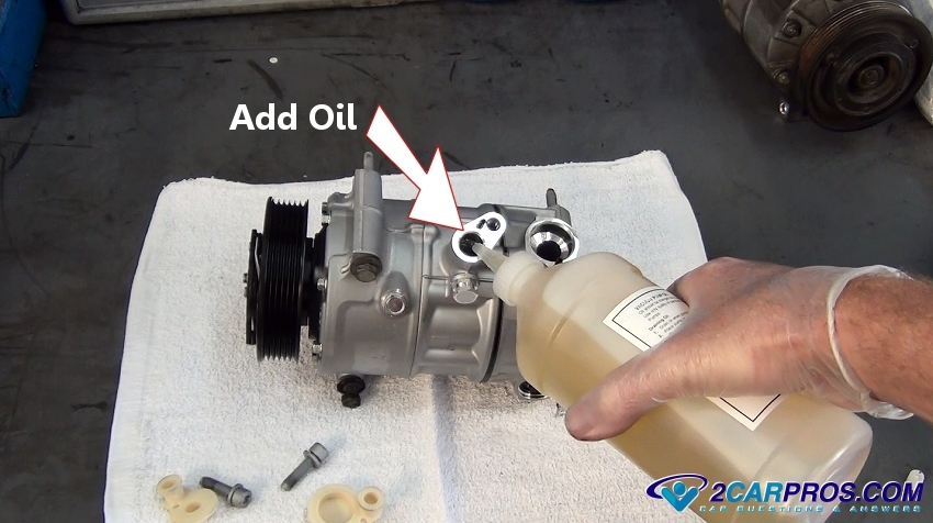 How Much Is Freon >> How to Replace an Air Conditioner Compressor in Under 2 Hours