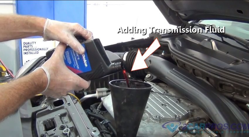 Automatic Transmission Problems on ford explorer transmission fluid dipstick location