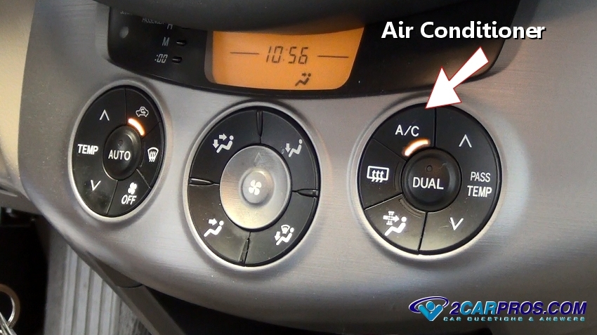 How to fix a car air conditioner in under minutes