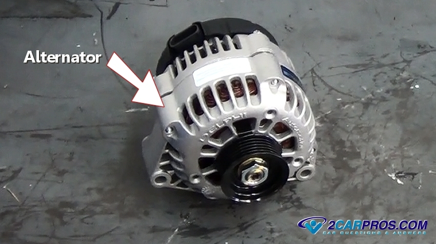 How to replace an alternator in under 30 minutes an alternator is designed to supply electrical power 136 to 146 volts to a vehicle when the engine is operating while charging the battery back up for asfbconference2016 Gallery