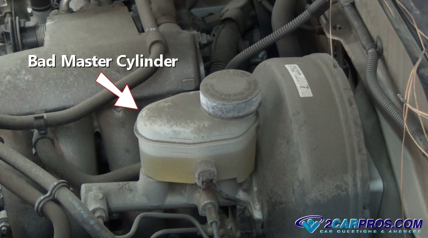 2003 chevy silverado brake fluid