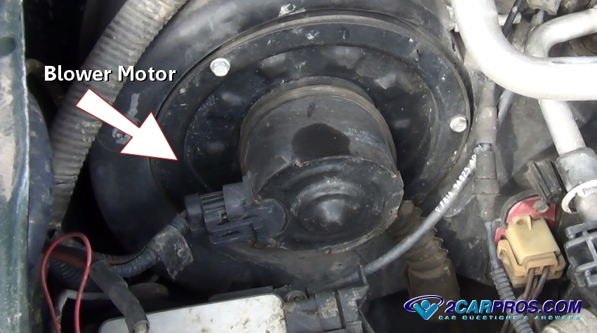 Chevy astro rear blower motor location chevy free engine for 1994 chevy silverado blower motor resistor location