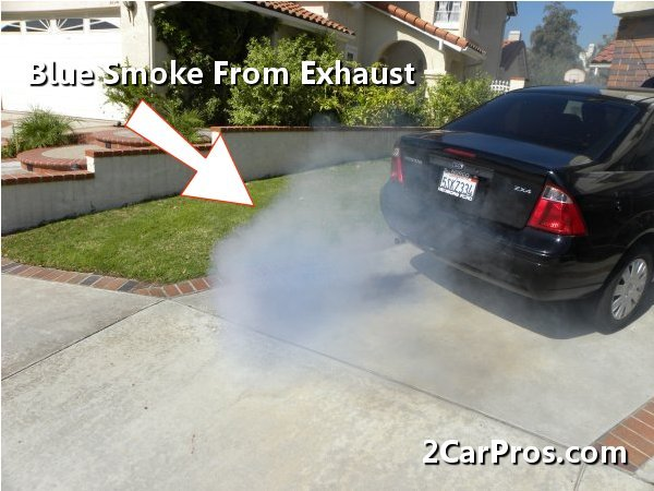 Blue Smoke from Exhaust Tail Pipe & Car Repair World: Blue Smoke From Engine Exhaust