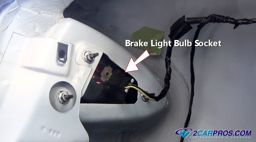 brake light bulb socket 34214 got a brake light out? fix it in under 15 minutes  at arjmand.co