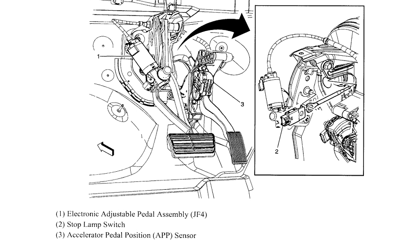 Brake Lights Not Working on 2002 Vw Beetle Parts Diagram