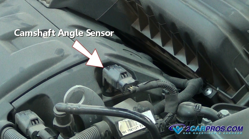 How to Replace a Camshaft Sensor in Under 20 Minutes