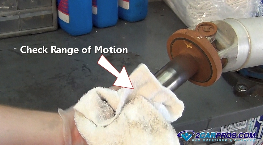 How to Remove a Driveshaft in Less Than 15 Minutes