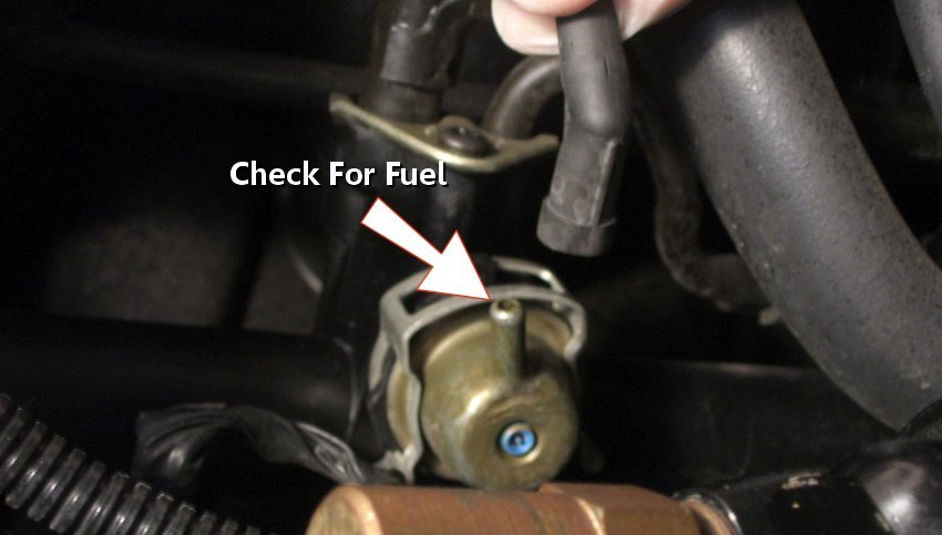 Engine Hesitates on 1998 toyota corolla fuel pump relay location