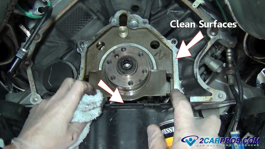 how to replace an engine rear main seal in under 4 hours rh 2carpros com Acura TSX Owner's Manual 2009 Acura TSX Manual