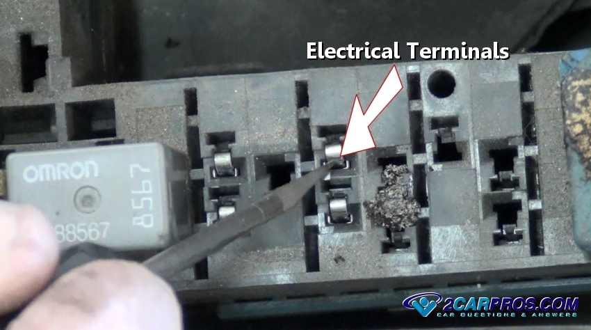 clean terminals how to test a relay in under 15 minutes fuse box terminal removal tool at gsmx.co
