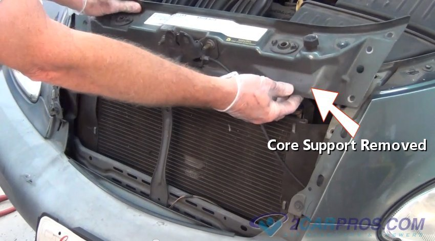 How To Replace A Radiator Cooling Fan Motor In Under 20