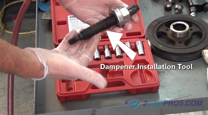 How to Remove a Harmonic Balancer in Under 1 Hour