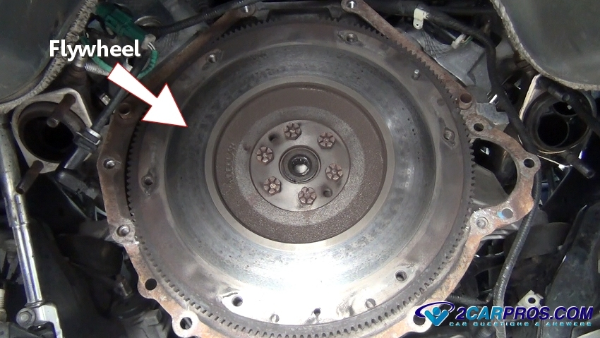 How to Replace an Engine Flywheel In Under 3 Hours