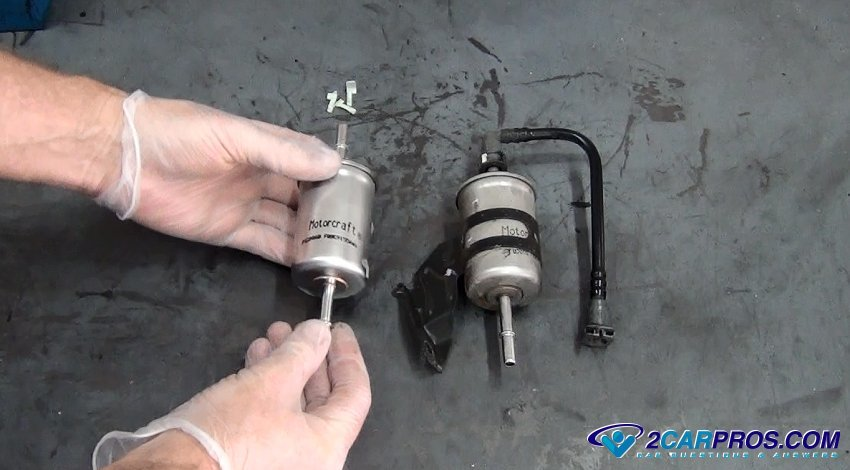 How to Replace an Automotive Fuel Filter | Why Change Fuel Filter |  | 2CarPros