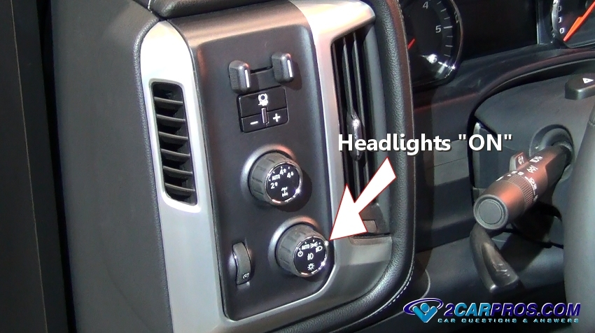 2003 Ford Expedition Interior Lights Stay On