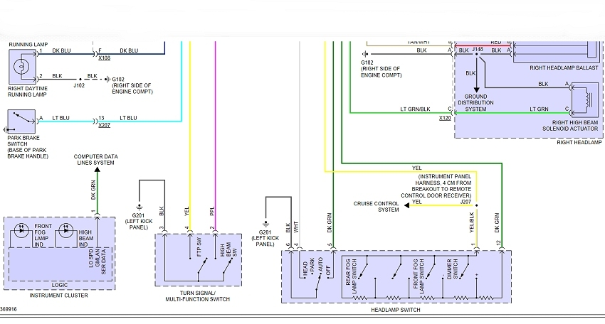 6 way trailer wiring diagram six bulb failure