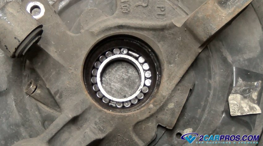 how to replace a cv axle bearing in under 90 minutes