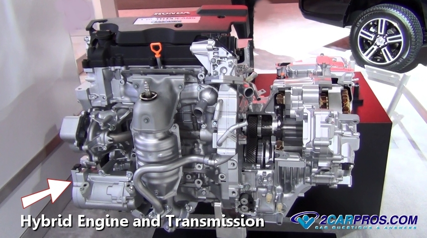 How Hybrid Engines Work