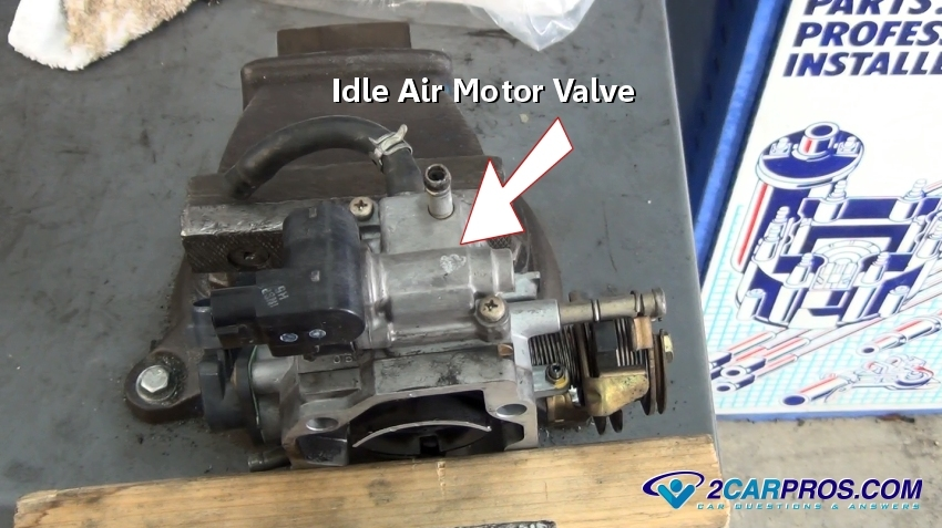How To Change An Idle Air Control Motor In Under 15 Minutesrh2carpros: 2003 Ford Focus Iac Valve Location At Gmaili.net