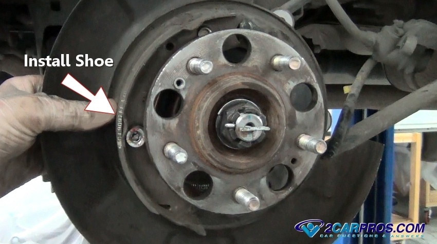 Image result for disassemble a drum brake
