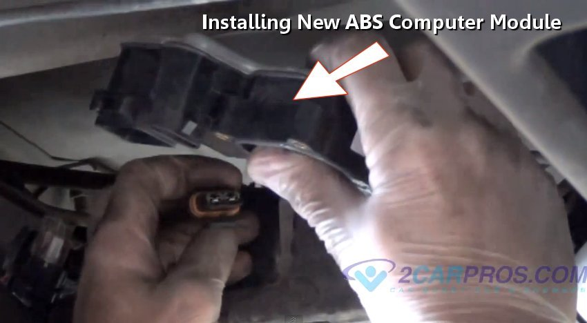 installing_abs_computer_module  Lancer Ecu In Fuse Box on