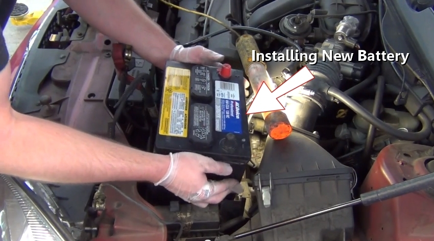 How To Replace A Car Battery In Under 15 Minutesrh2carpros: Dodge Journey Battery Location At Gmaili.net
