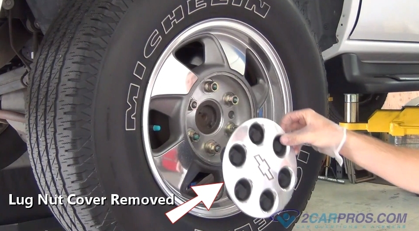 Car Repair World How To Replace Parking Brake Shoe