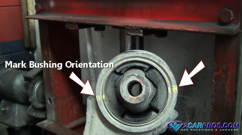 How To Replace Lower Control Arm And Bushings In Under 1 Hour