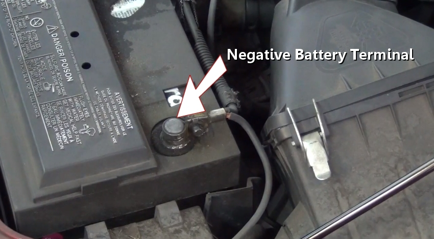 Which battery terminal do you connect first on a car