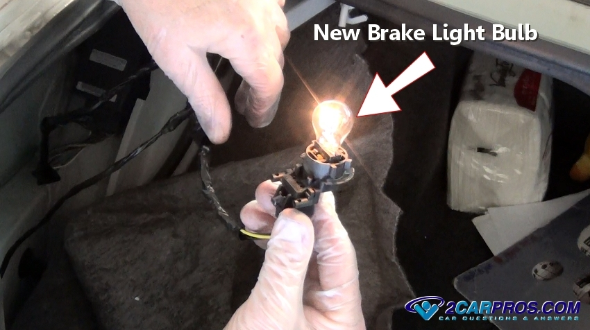 Light Bulb Replacement
