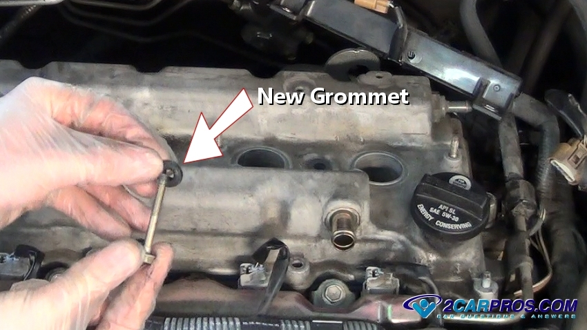 How To Replace A Valve Cover Gasket In Under 30 Minutes