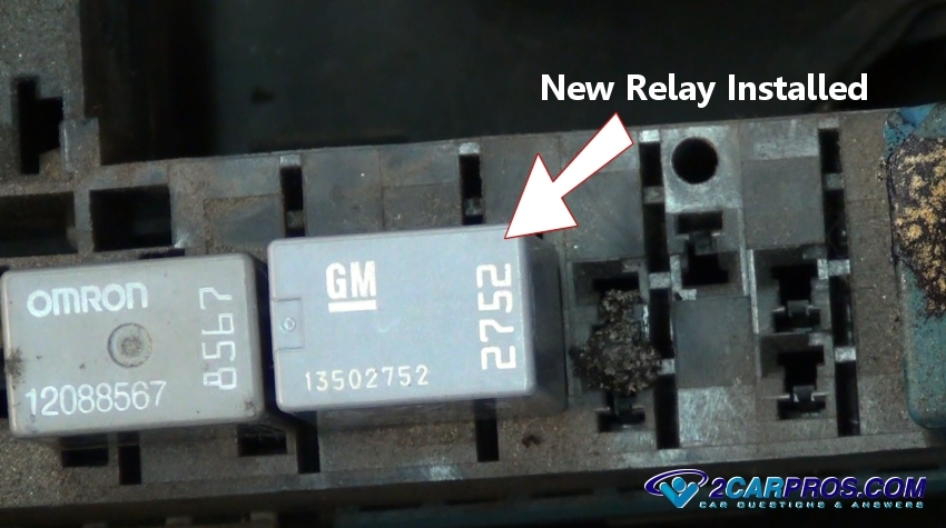How to Test a Relay in Under 15 Minutes Omron Relay Wiring on