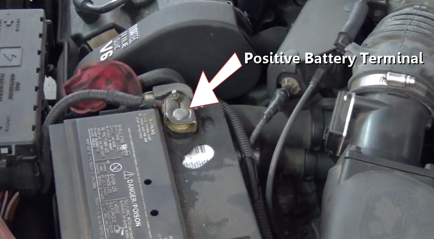 Removing A Car Battery Which Terminal First
