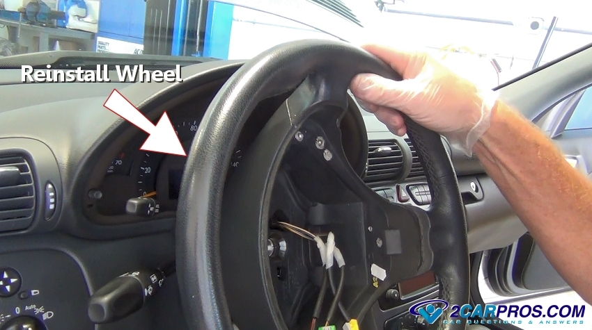 How to Remove a Steering Wheel in Under 30 Minutes