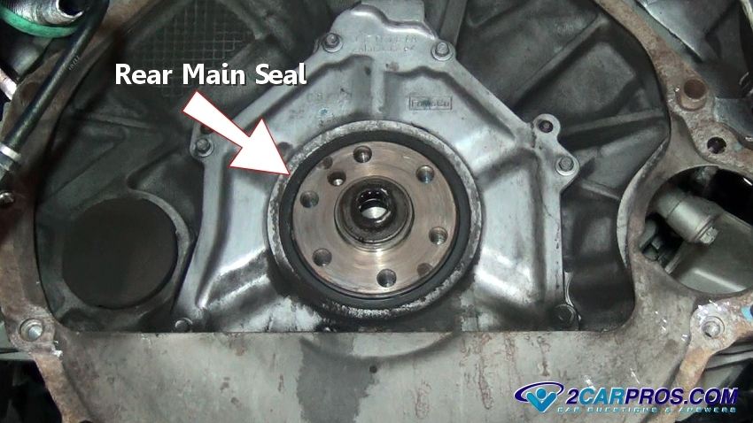 How to Replace an Engine Rear Main Seal in Under 4 Hours