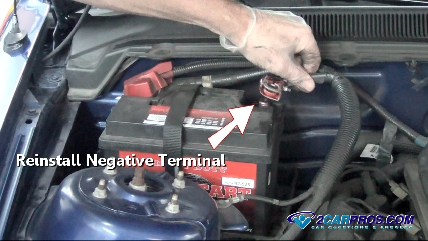 Car Repair World How To Replace A Starter Motor