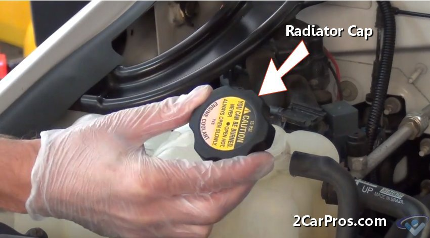 How To Drain And Flush Radiator Coolant In Under 30 Minutesrh2carpros: Mazda 3 Radiator Drain Plug Location At Gmaili.net