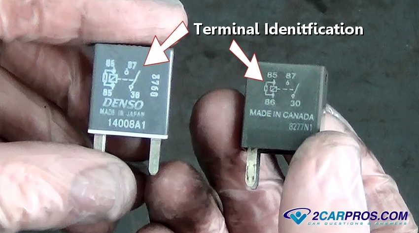 relay terrminal identification how to test a relay in under 15 minutes  at fashall.co