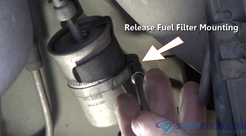 1997 plymouth voyager fuel filter
